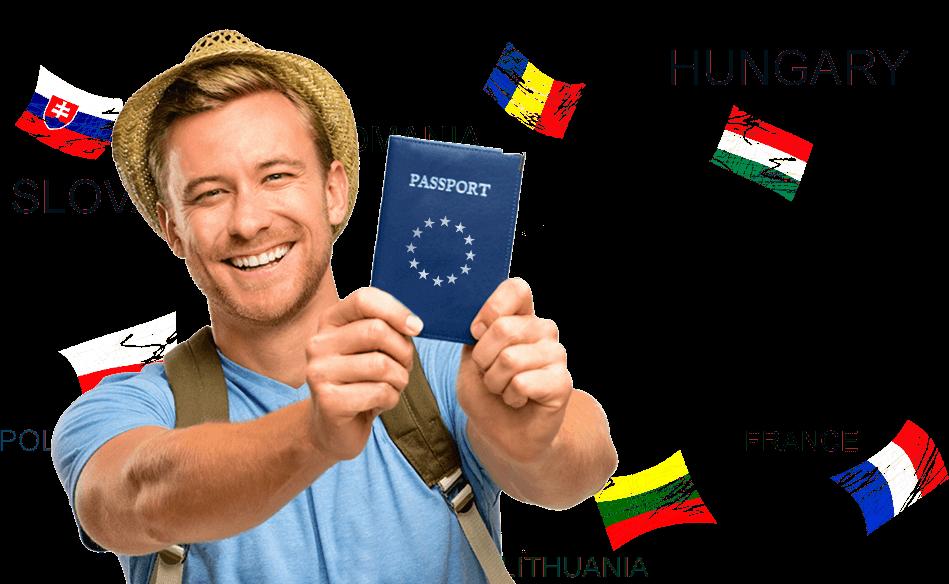 ВНЖ в ЕС
