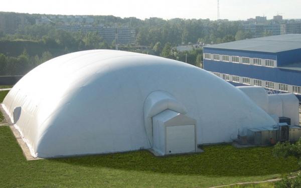 Воздухоопорные здания - надежные современные быстровозводимые конструкции. Полный обзор.