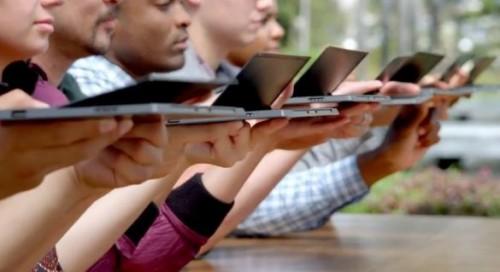 Microsoft готовит 7 дюймовый планшет семейства Surface