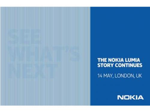 Новый флагман Lumia покажут 14 мая?