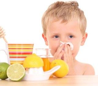 Алергія і харчування