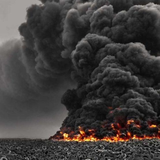 Чи будуть і нинішньою зимою палити шини в центрі Запоріжжя?